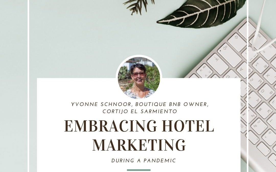 "Interview: ""How Yvonne Schnoor seized the opportunity and embraced hotel marketing during the pandemic"""